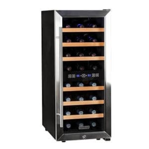 thermo electric wine cooler
