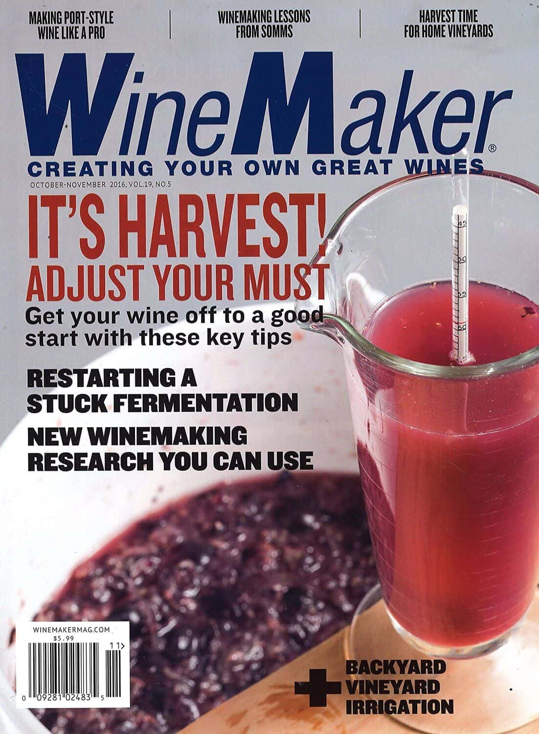 wine magazines worth signing up for