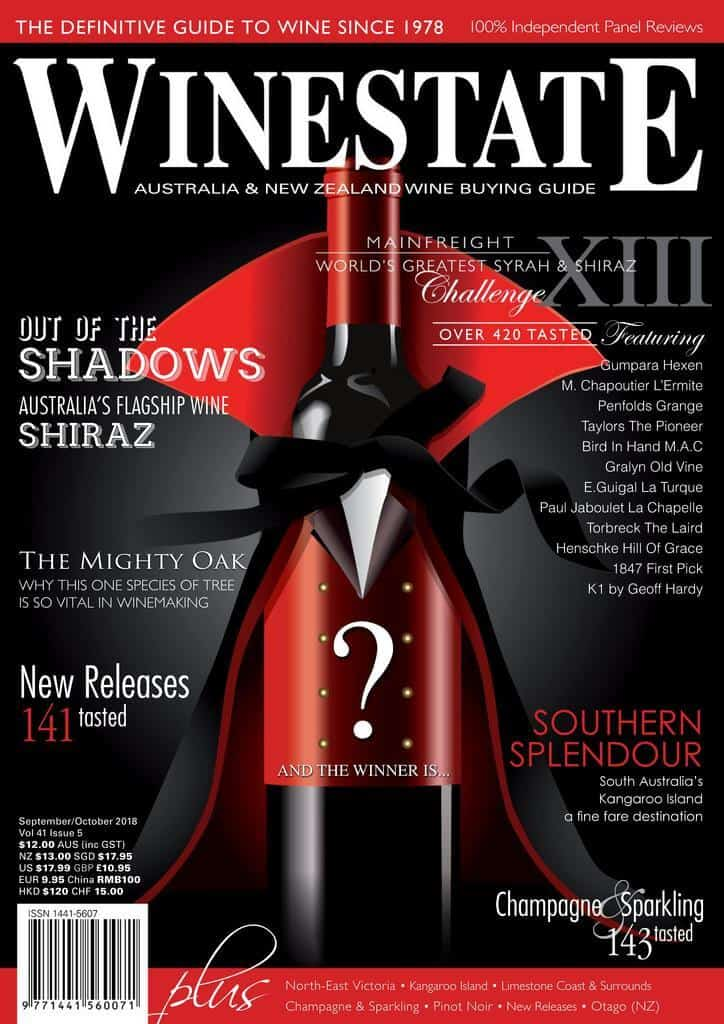 magazines about wine