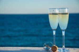 best champagne club