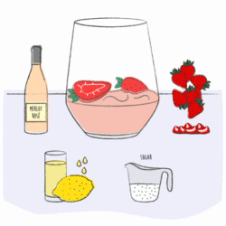 The 21 Best Wine Cocktails For 2021| Easy Recipes