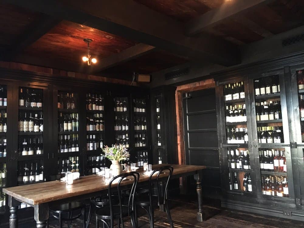 Photo los angeles wine bar