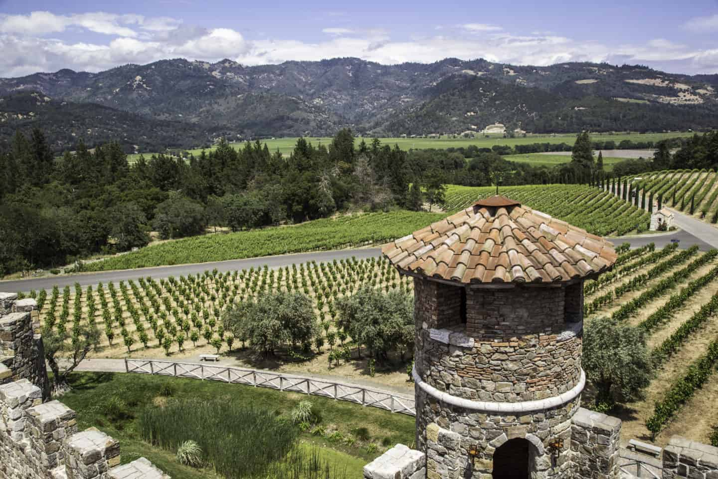 How Many Wineries Are There In Napa Valley
