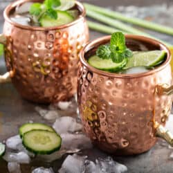 5 Moscow Mule Tweaks You Probably Haven't Tried